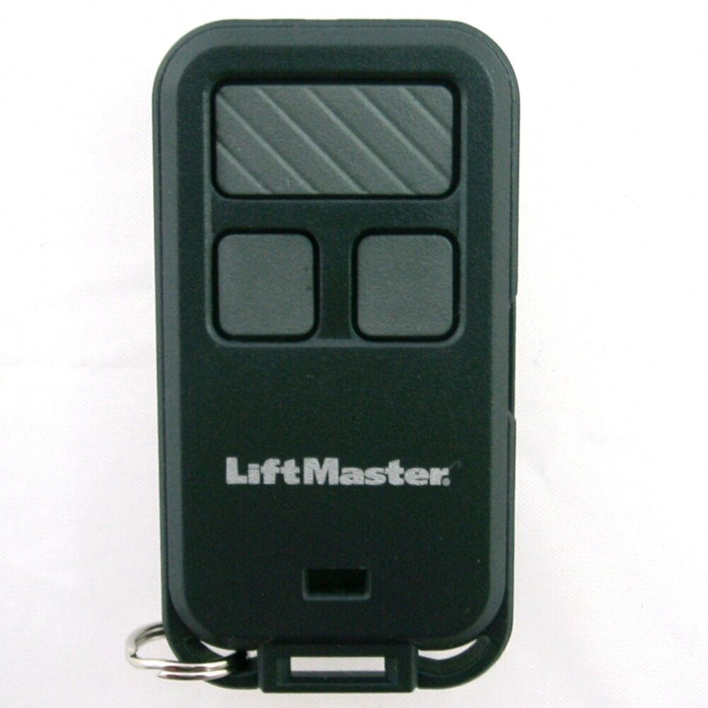 Liftmaster 890max Key Chain Remote 370lm 970lm Comp