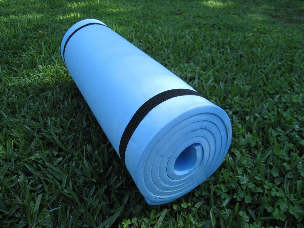 Extra Thick 0 4 Quot 10mm Camping Sleeping Mat Pad Sleeping
