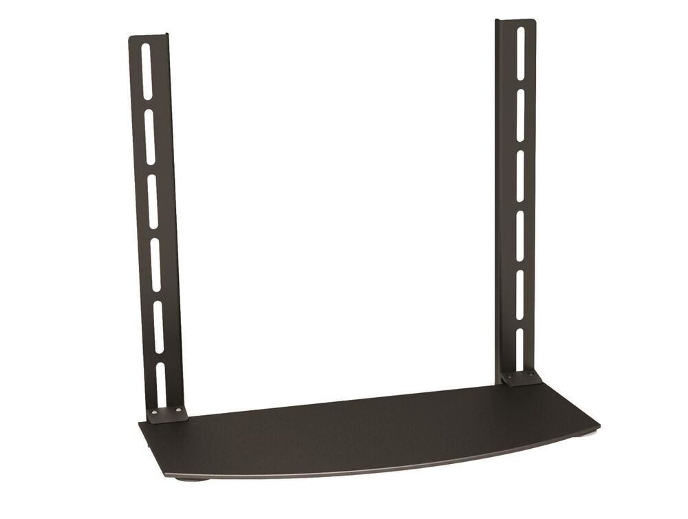 Component Blu Ray Dvd Vesa Bracket Single Shelf Lcd Plasma