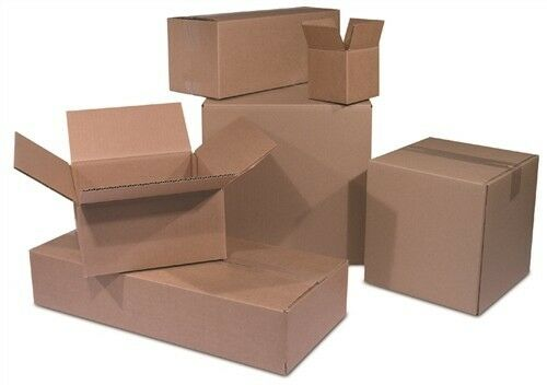 25 18x6x4 cardboard shipping boxes long corrugated cartons. Black Bedroom Furniture Sets. Home Design Ideas