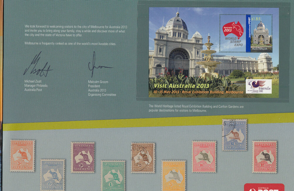 city stamps melbourne