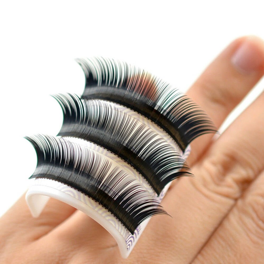 how to put strip eyelashes on