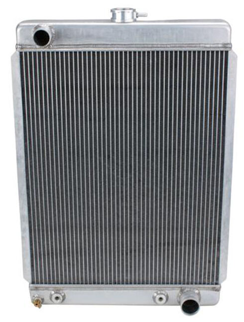 New 27 Quot Downflow Aluminum Radiator Transmission Cooler