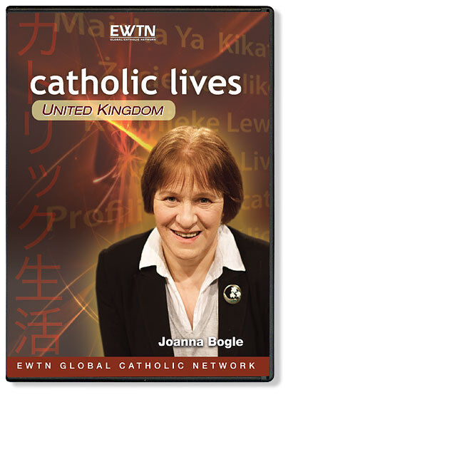 CATHOLIC LIVES UNITED KINGDOM EWTN NETWORK DVD | eBay