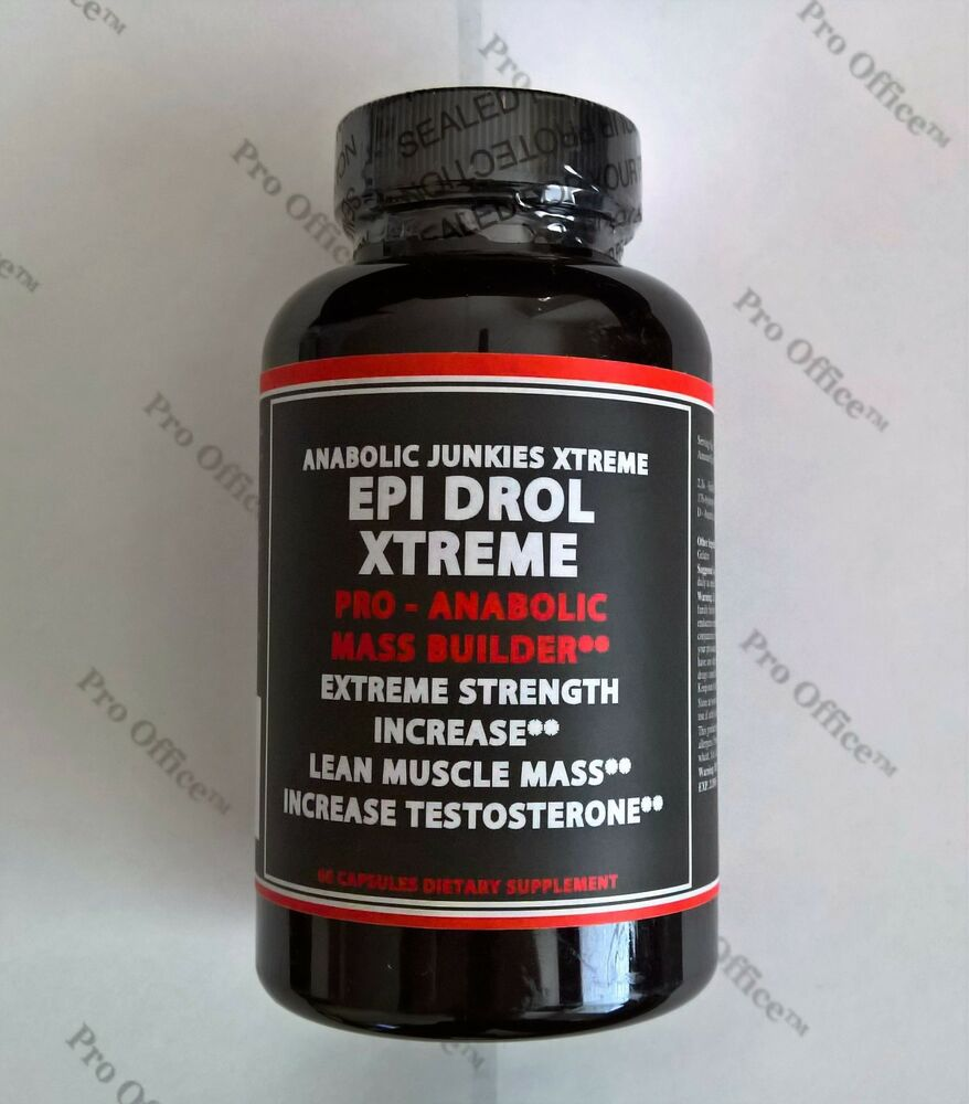 xtreme epi-drol by anabolic technologies reviews