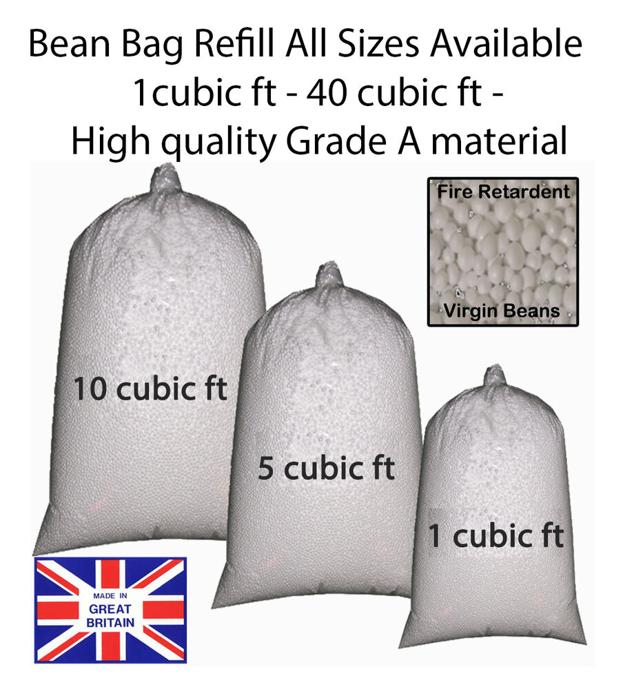bean bag refill bean bag booster refill polystyrene beanbag filling 10783