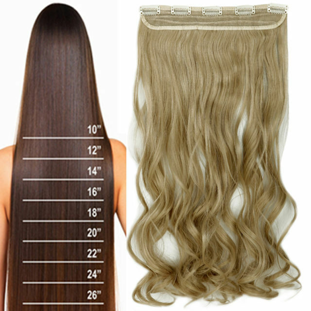 Blonde Hair Extensions Ebay Uk 65