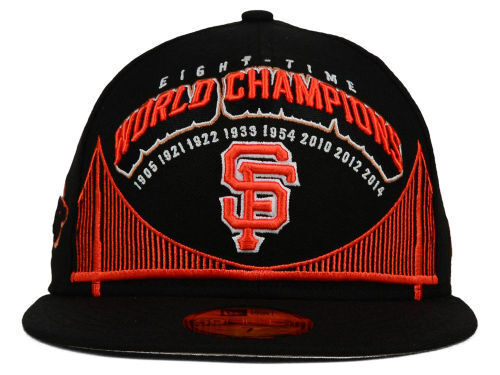 1320634737e Details about Official MLB 8X World Series Champions San Francisco Giants  New Era 59FIFTY Hat
