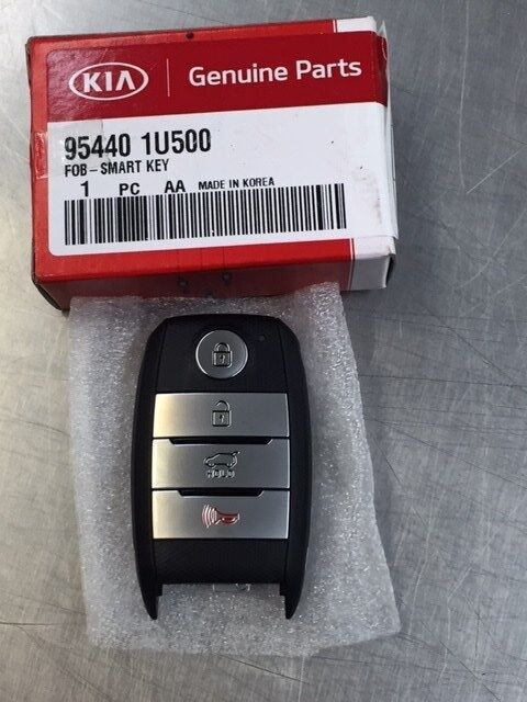 new oem 2014 2015 kia sorento smart key fob push button. Black Bedroom Furniture Sets. Home Design Ideas