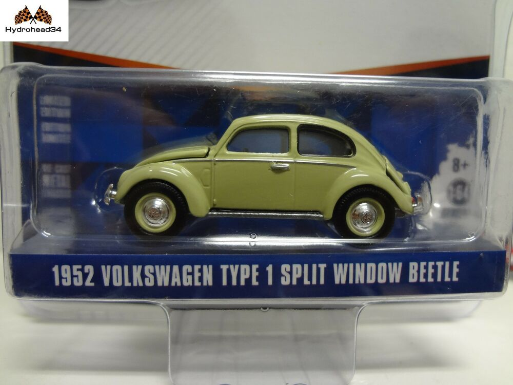 Greenlight 1952 volkswagen type 1 split window beetle for 1952 split window vw bug