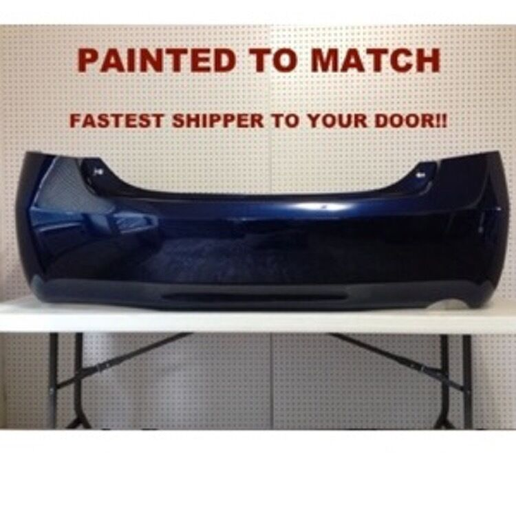fits 2007 2008 2009 2010 2011 toyota camry rear bumper painted to1100243 ebay. Black Bedroom Furniture Sets. Home Design Ideas