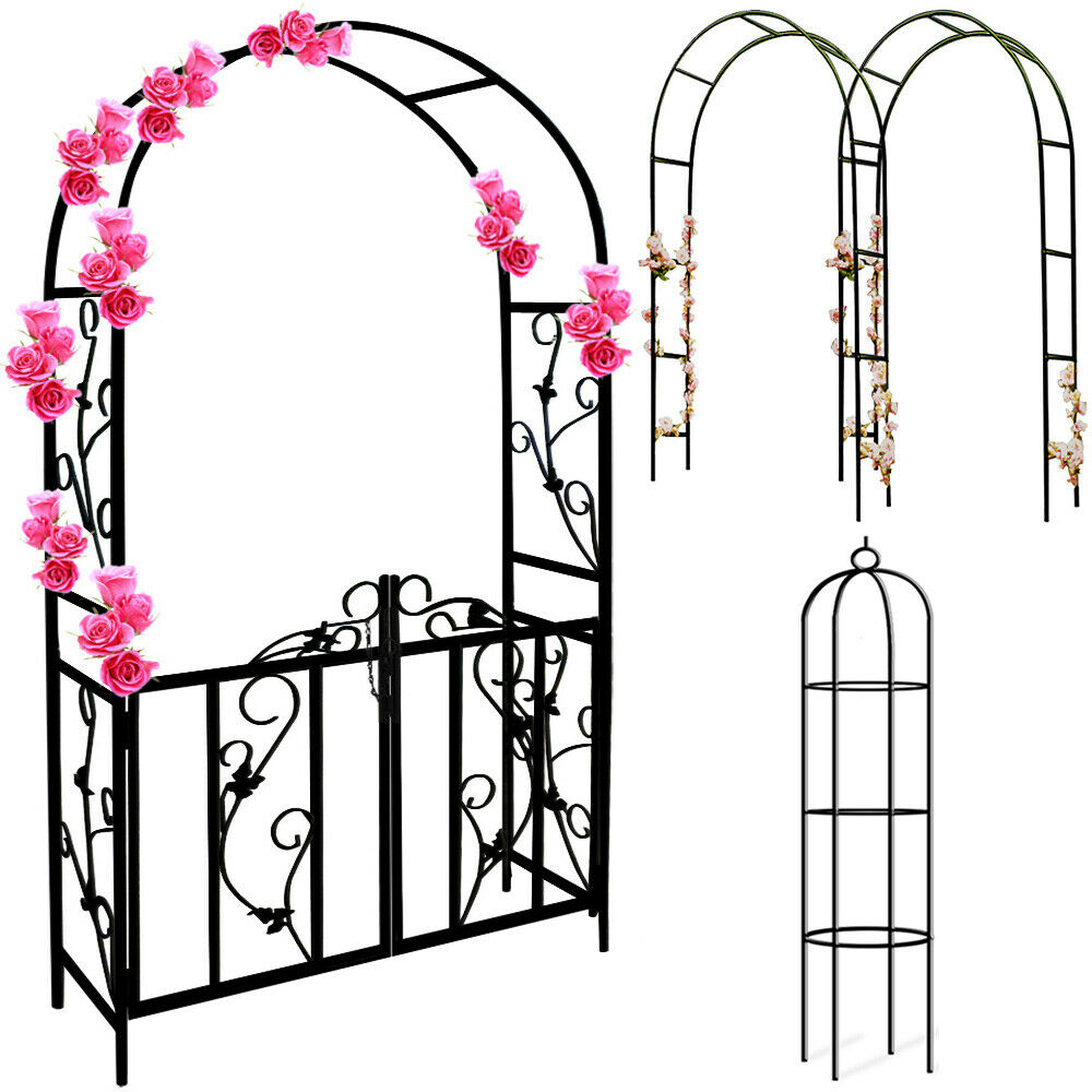rosenbogen rankgitter pergola rankhilfe spalier rosen. Black Bedroom Furniture Sets. Home Design Ideas