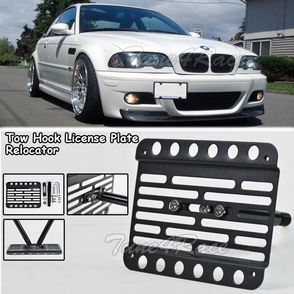 Tow Hook License Plate Holder Bing Images
