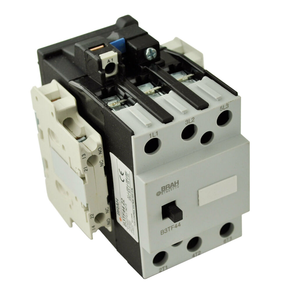 Siemens contactor 3tf44 3tf4422 0ak6 32a ac 120v coil for Siemens magnetic motor starter