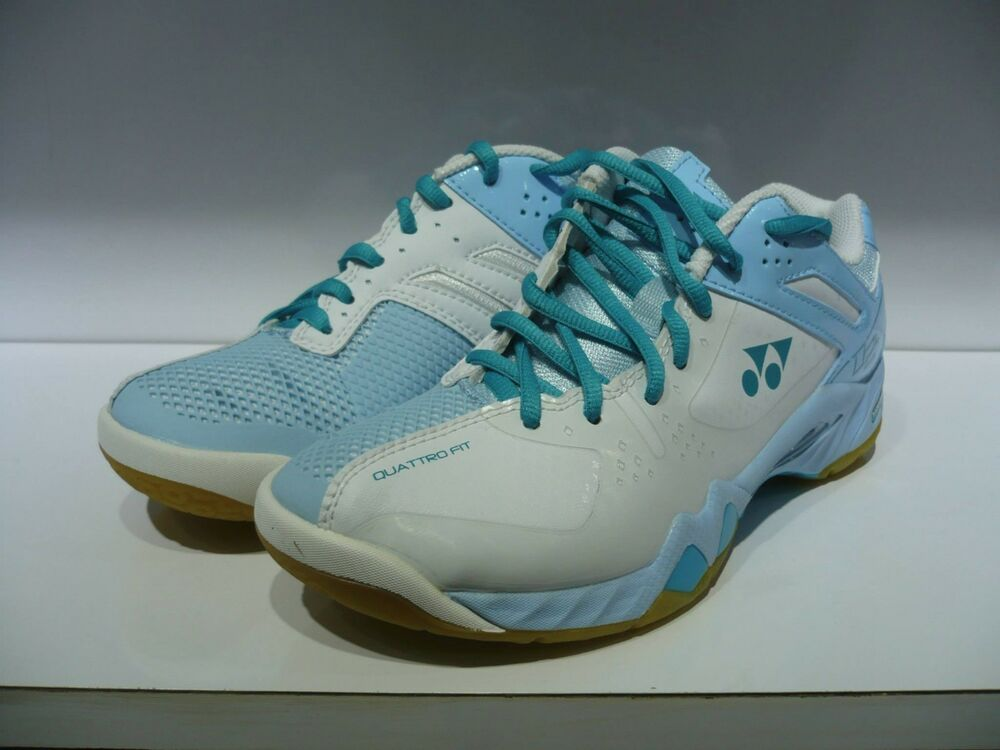 100% YONEX 2015 SHB-02LX PALE BLUE LADIES WOMEN BADMINTON ...