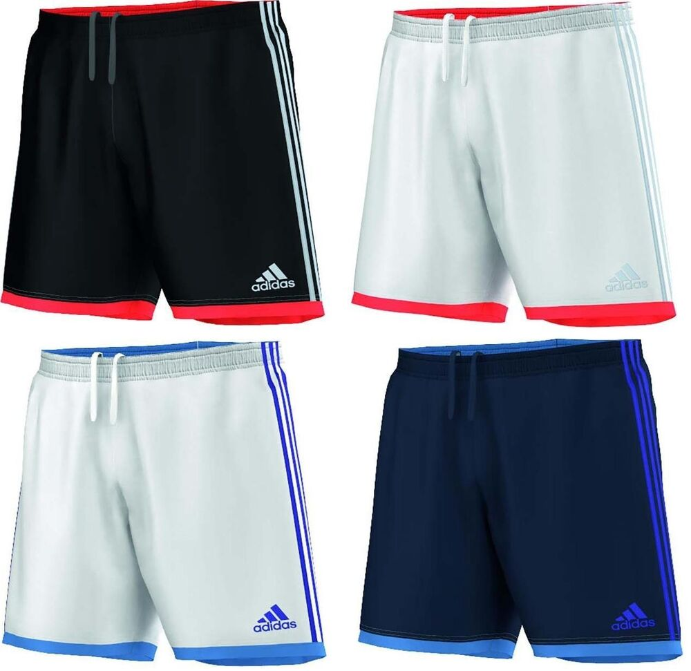 mens adidas climalite sports football gym training shorts. Black Bedroom Furniture Sets. Home Design Ideas