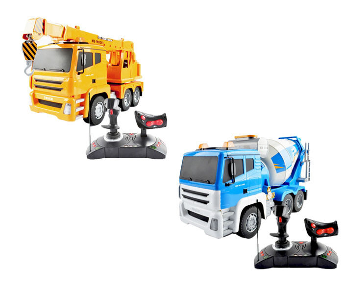 18 Toy Trucks : Deao remote controlled giant construction toy truck