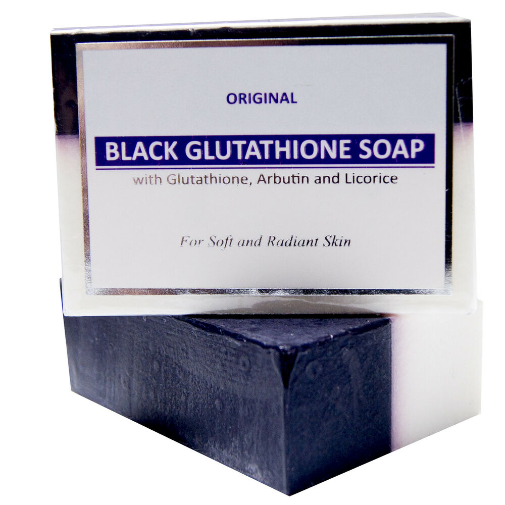 Can white people use black soap