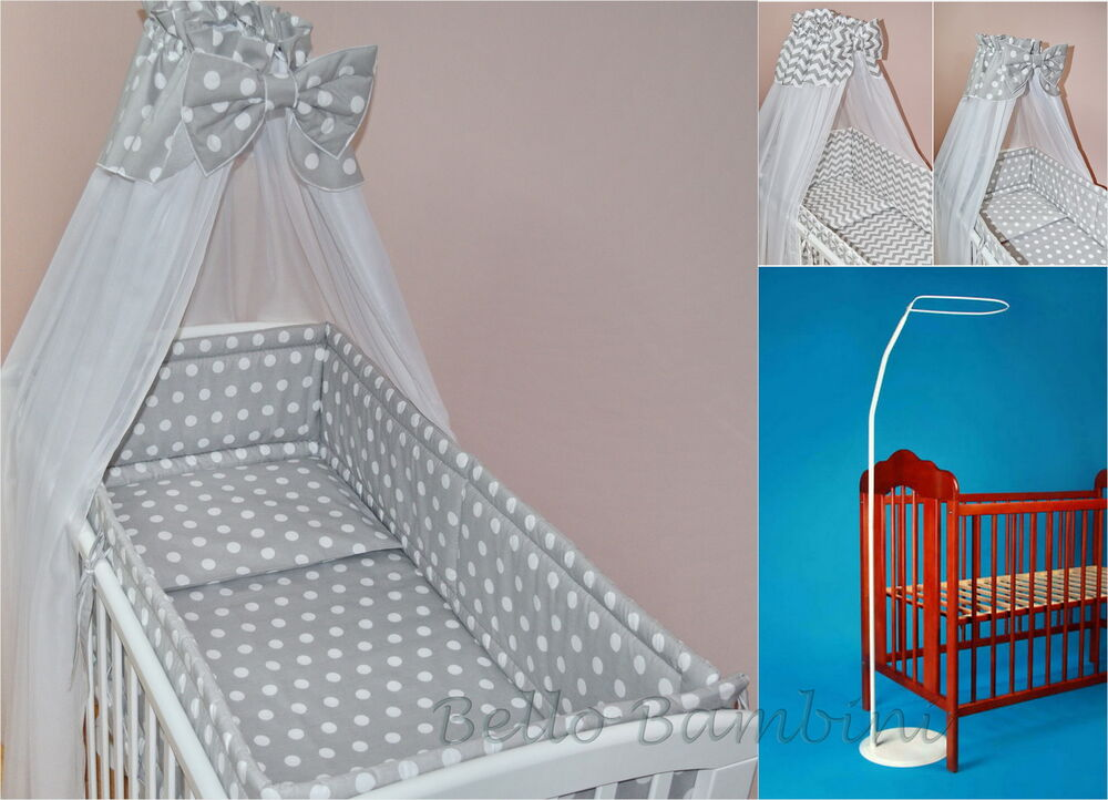 Baby cot cot bed cotbed big canopy drape 300cm wide free for Drape stand for crib
