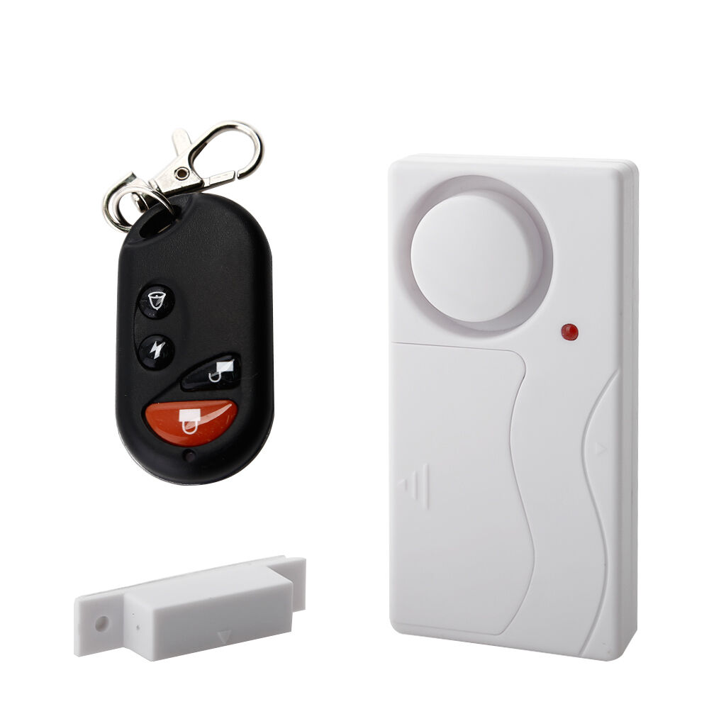 Security Alarm Wireless Remote Control Vibration Door