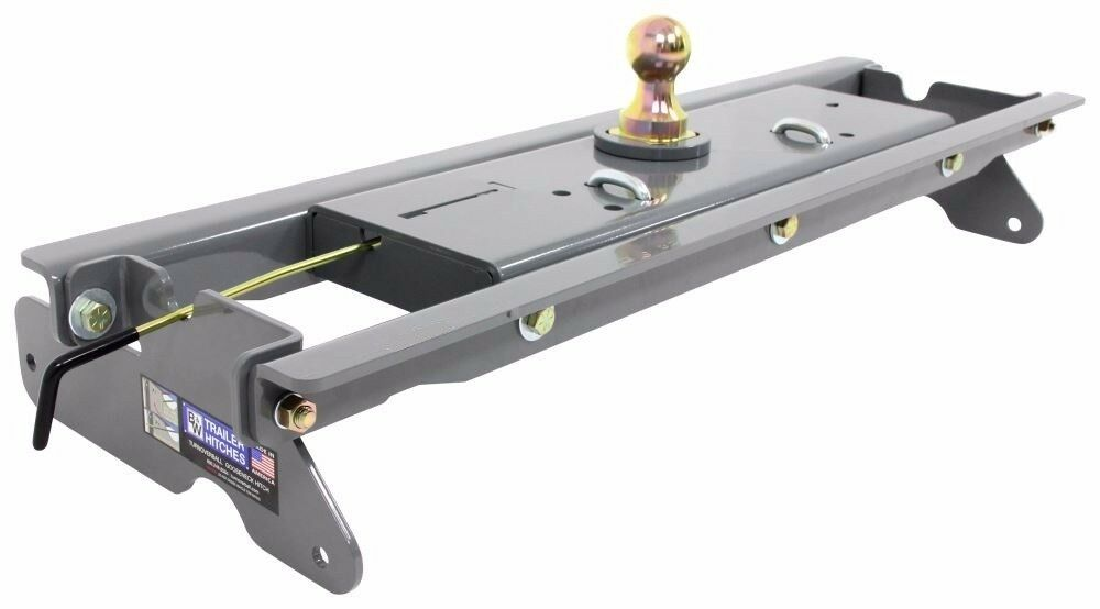 B U0026w Turnover Ball Gooseneck Trailer Hitch For 2015 Ford