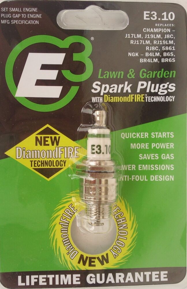 e310 spark plug quick start replaces j17lm rj17lm j19lm