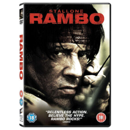 img-Rambo DVD (2014) Sylvester Stallone cert 18 ***NEW*** FREE Shipping, Save £s
