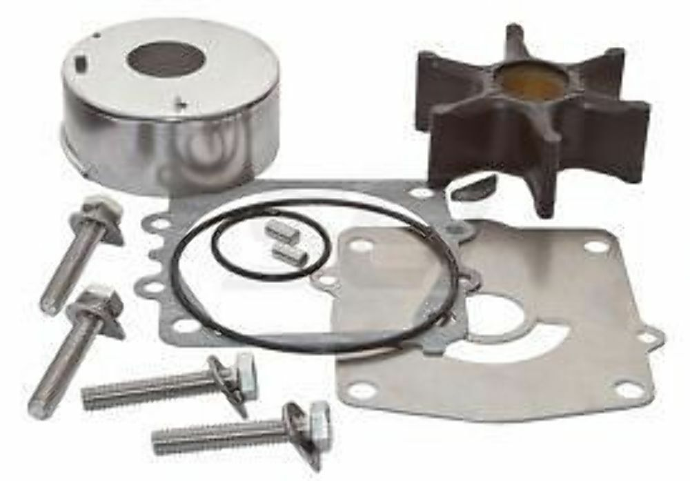 Yamaha water pump kit with housing late 61a w0078 a3 00 for Yamaha water pump