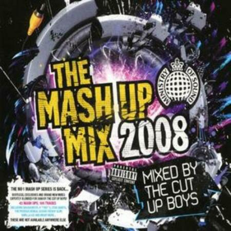 img-Various Artists : Mash Up Mix 2008 CD 2 discs (2008) FREE Shipping, Save £s