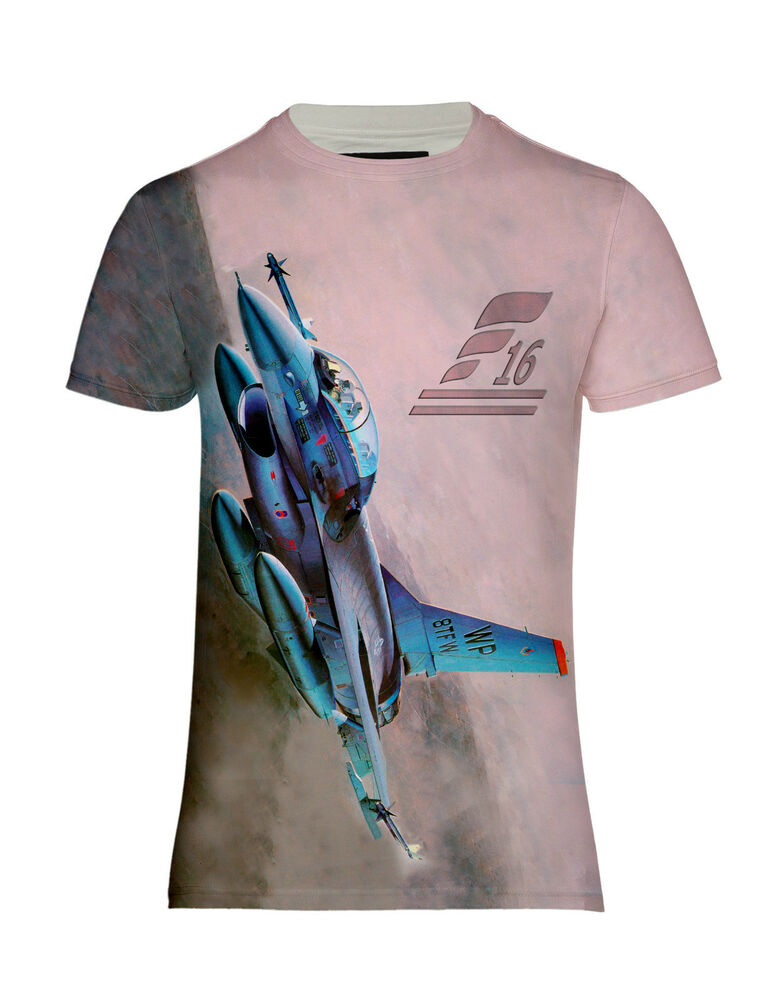 New f 16 fighting falcon aircraft jet fighter plane all for T shirt printing stonecrest mall