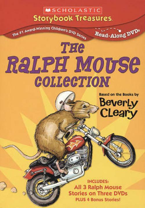 The Mouse and the Motorcycle Collection New DVD ...
