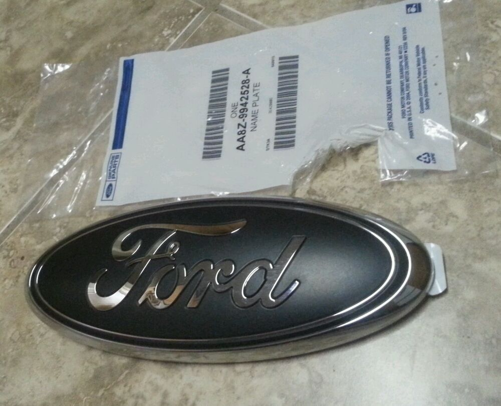 2006 2011 Ford Ranger Tailgate Or Grill Emblem 9 Quot Matte