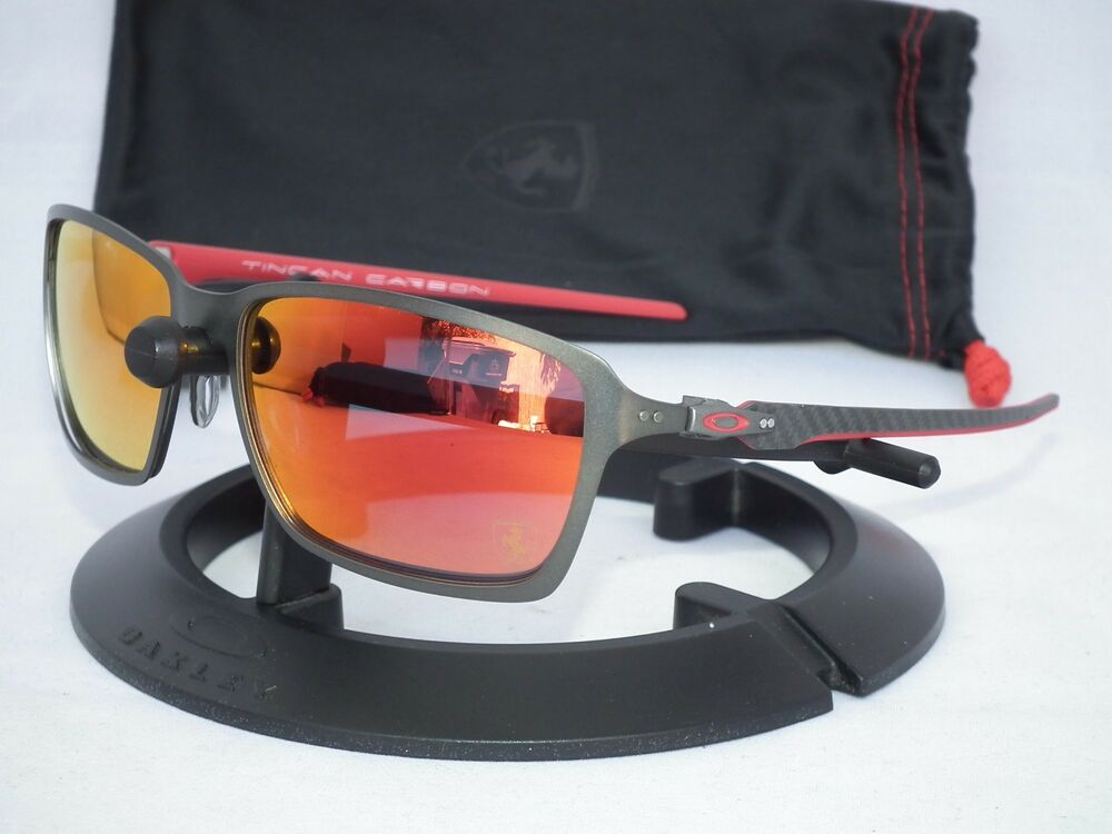 3107735cd96 Oakley Tincan Carbon Ferrari Review