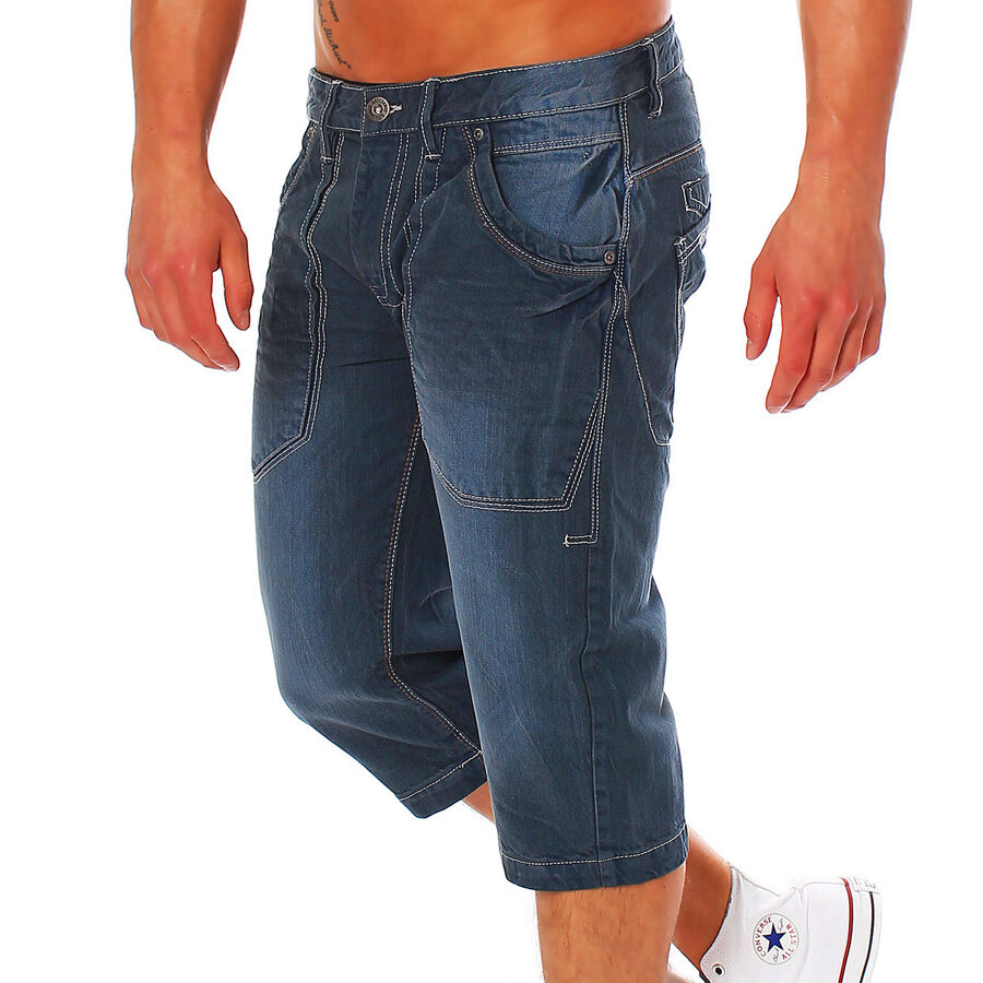 soul dance herren 3 4 jeans hose shorts capri hose bermuda ebay. Black Bedroom Furniture Sets. Home Design Ideas