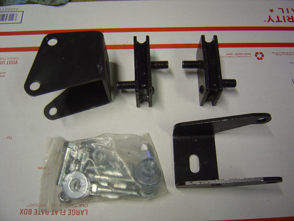 Conversion Motor Mounts Slant Six 6 To Big Block 383 440