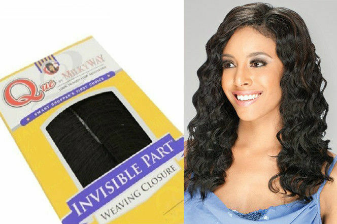 Que Invisible Part Loose Deep Closure 10 Quot 12 Quot By Milkyway