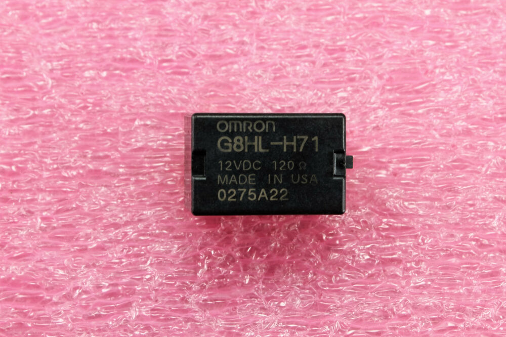 Honda Accord Civic  U0026 Acura Tl Omron Fuse Relay 12vdc G8hl