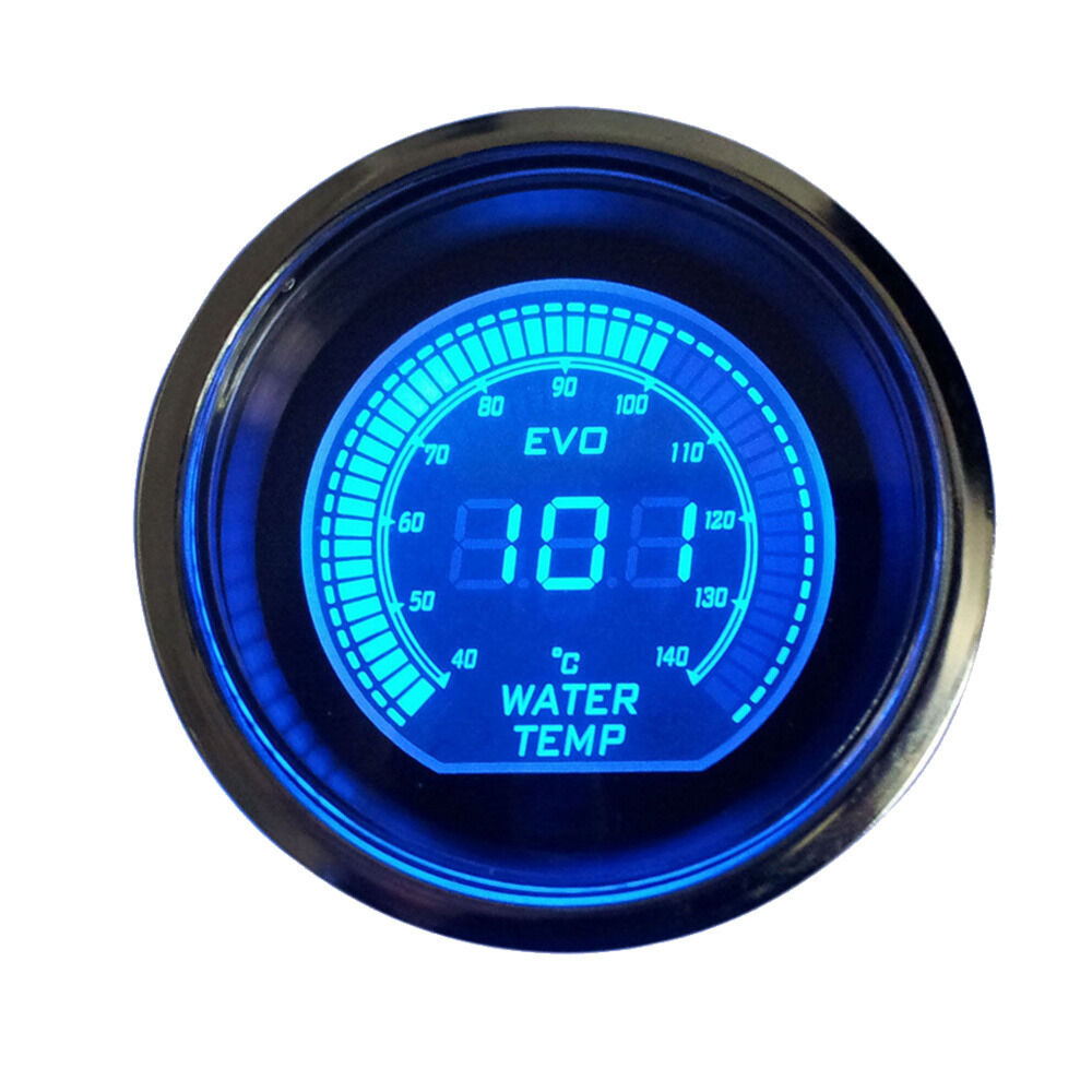 how to connect a water temperature gauge