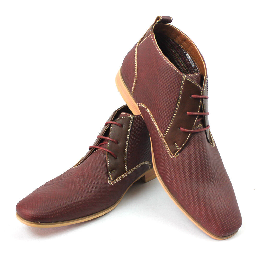 Red Wine On Leather Shoes