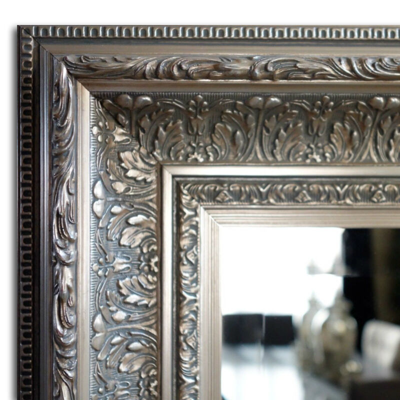 Elegance Wall Framed Mirror Bathroom Vanity Mirror