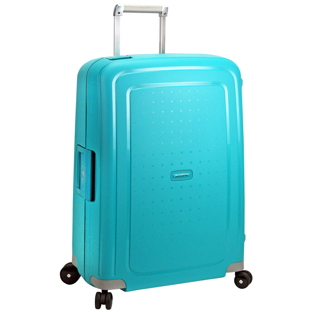samsonite s 39 cure spinner 4 rollen trolley koffer 75 cm ebay. Black Bedroom Furniture Sets. Home Design Ideas
