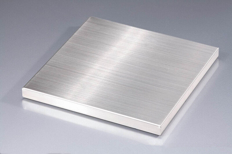 1pcs 304 Stainless Steel Fine Polished Plate Sheet 3mm X
