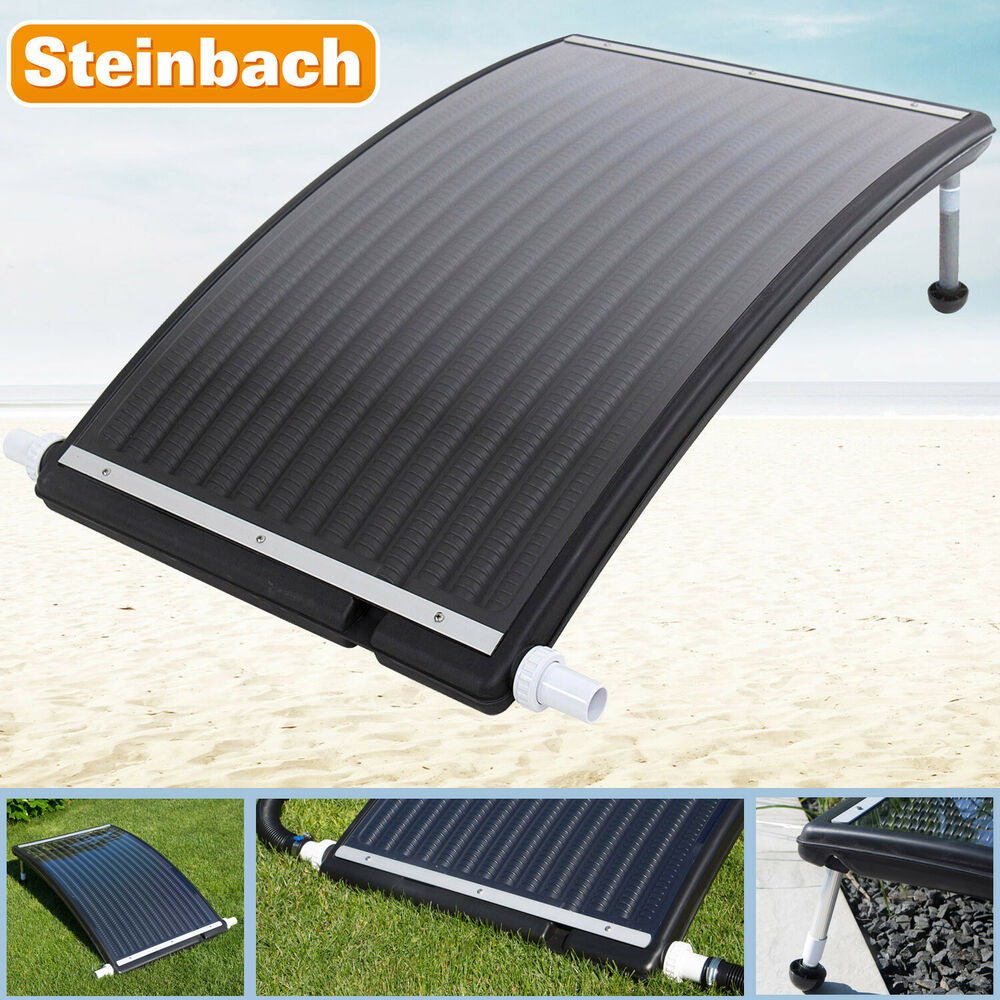 miganeo sonnenkollektor f r pool solar solarheizung poolheizung solarmodul 9105 ebay. Black Bedroom Furniture Sets. Home Design Ideas