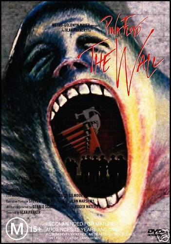 pink floyd the wall deluxe edition r4 dvd roger