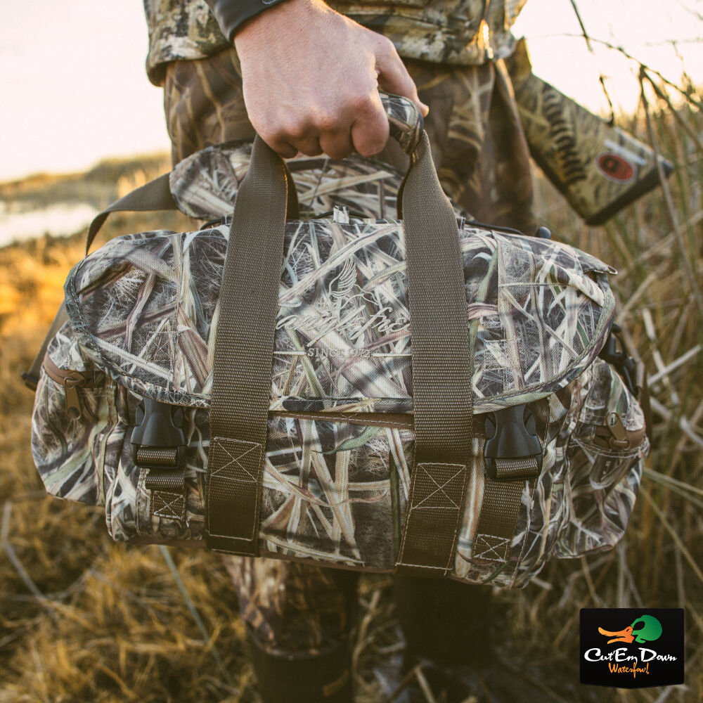 New Tanglefree Pit Bag Duck Goose Hunting Blind Pack