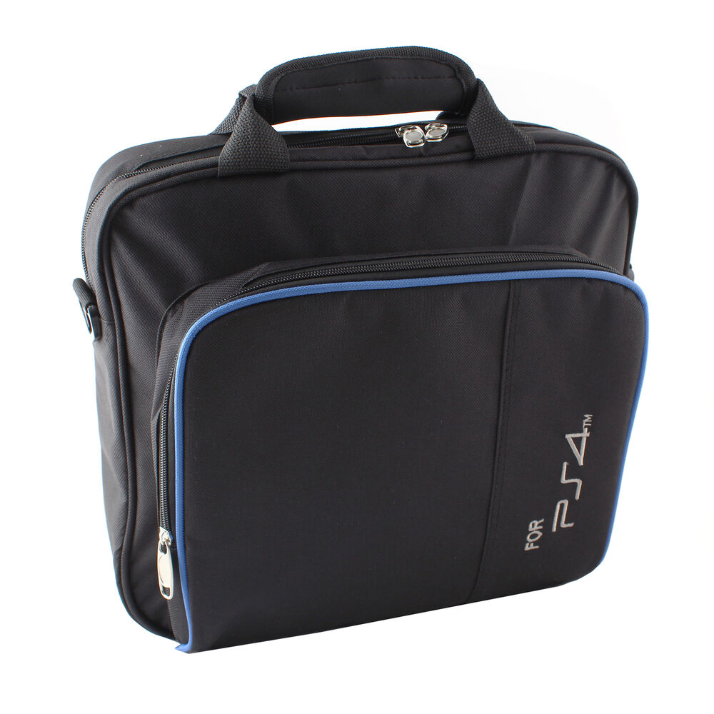 Black Multifunctional Travel Carry Case Carrying Bag For ...