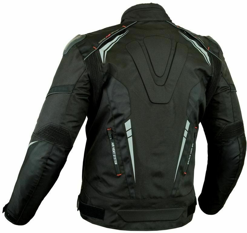 PROVIZ MENS XTRA PROTECTION CE ARMOUR SUMMER MOTORBIKE ...