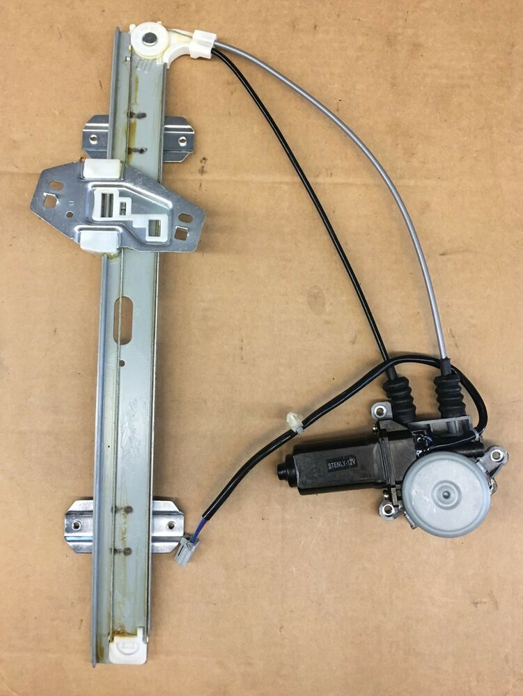 Window lift motor regulator assy new for honda accord for 1997 honda accord window motor
