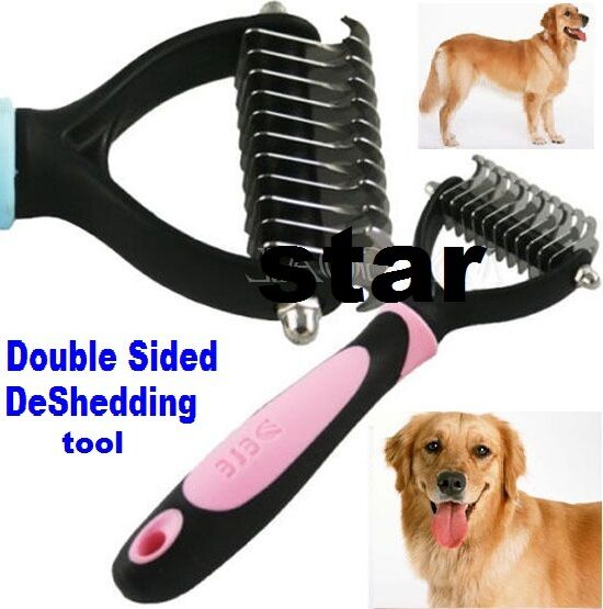 Undercoat Stripping Tool For Dog Grooming