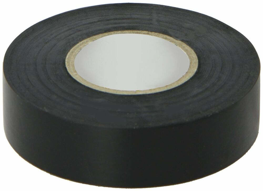 10 Rolls 60 Ft General 3 4 Quot X 60 Vinyl Pvc Black
